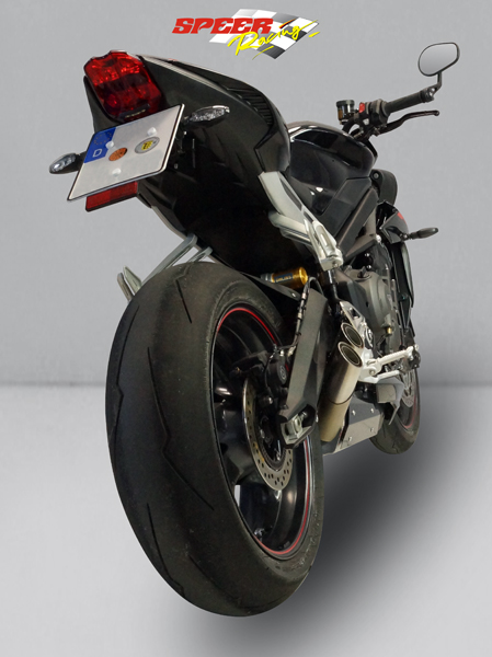 Exhaust System Triumph Street Triple Bodis Exhaust