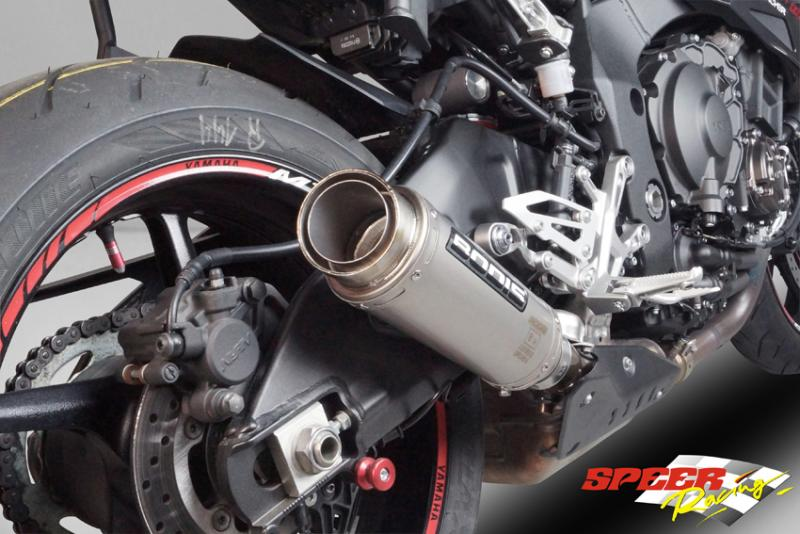 Exhaust System YAMAHA MT-10/SP - FZ-10 : BODIS EXHAUST