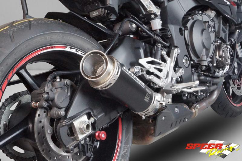 Exhaust System Yamaha Mt 10sp Fz 10 Bodis Exhaust