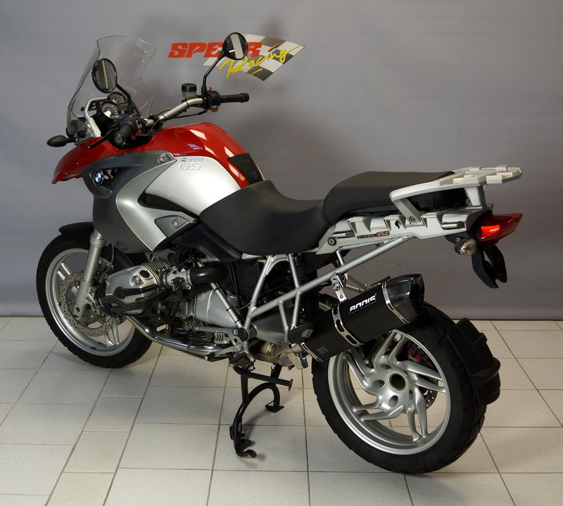 Echappements Bmw R1200gs Bodis Exhaust