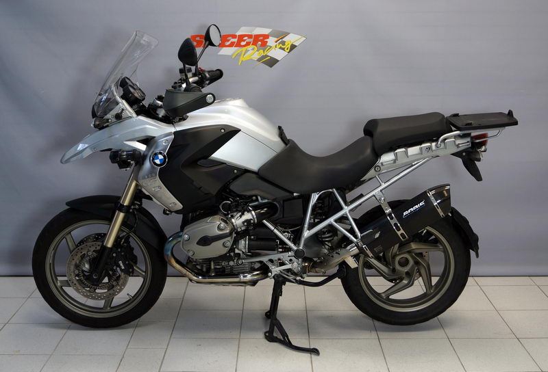 Exhaust System BMW R1200GS : BODIS EXHAUST