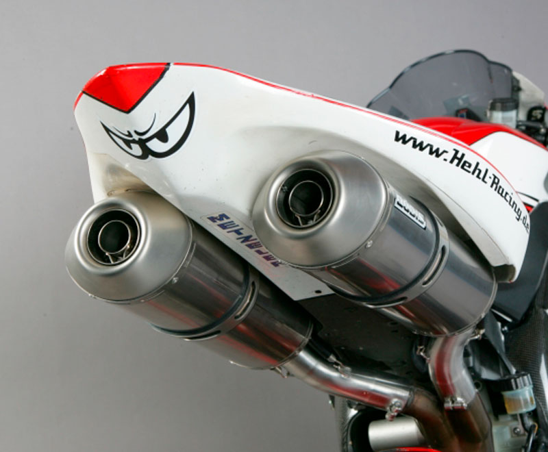 Exhaust System YAMAHA YZF R1 - R1M : BODIS EXHAUST