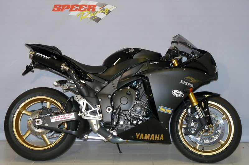 Exhaust System Yamaha Yzf R1 R1m Bodis Exhaust
