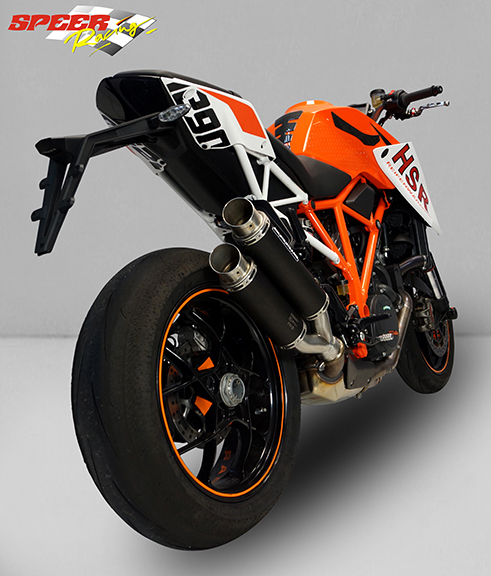 Ktm Duke Arrow Exhaust