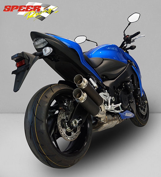 exhaust system suzuki gsx s1000 f bodis exhaust. Black Bedroom Furniture Sets. Home Design Ideas
